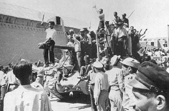 File Photo: Operation Ajax in 1953. Image: Wikimedia=Wikipedia