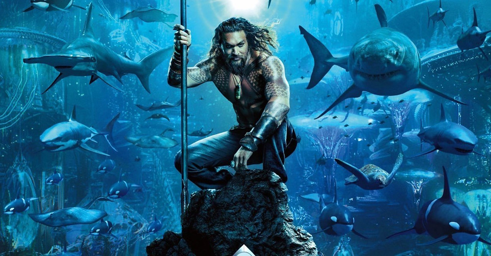 FILE PHOTO: A Poster of AQUAMAN (2018).  ©Warner Bros. Entertainment, Inc.