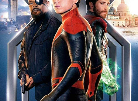 Film Review: Spider-Man: Far from Home (2019)