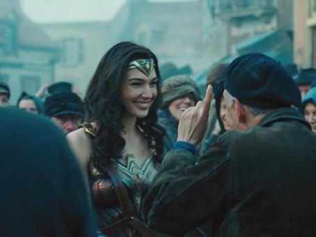 Film Review:Wonder Woman (2017)