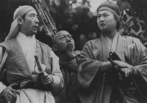 FILE PHOTO: A Still Image of THE VALIANT ONES (1975). ©HongKong King Hu Film Production