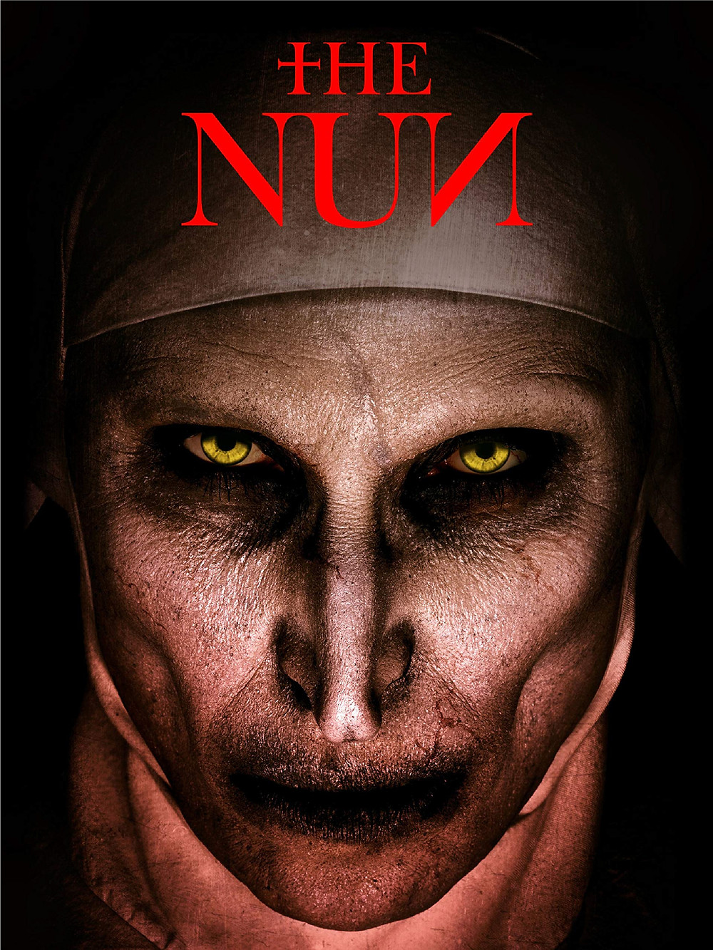 FILE PHOTO: A Poster of THE NUN (2018).  ©New Line Cinema