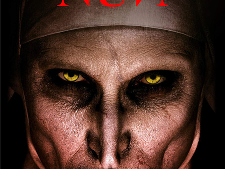 Film Review: The Nun (2018) - The Exorcist+Salem's Lot+The Ju-On+Dracula+Boogey Man=The Nun