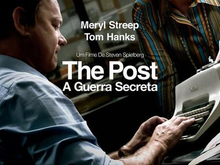 Film Review: The Post (Dir. Steven Spielberg, 2018)