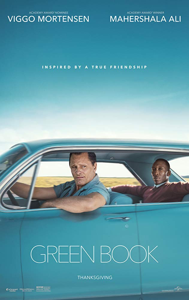 FILE PHOTO: A Poster of GREEN BOOK (2018). ©Universal Studios