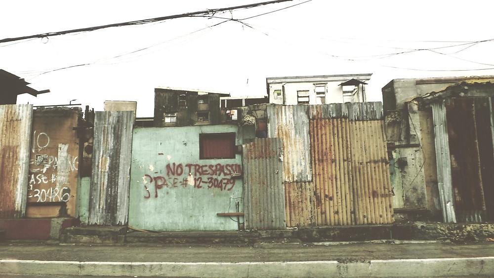 FILE PHOTO: Slum area ©WiX