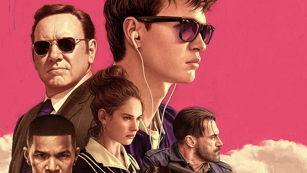 FILE PHOTO: A Poster of BABY DRIVER (2017). ©TriStar Pictures, Inc.