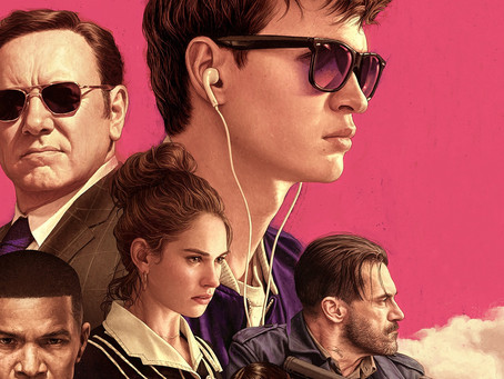 Film Review: Baby Driver (2017) -The Best of 2017! Baby is the Typical Young Generation of Time