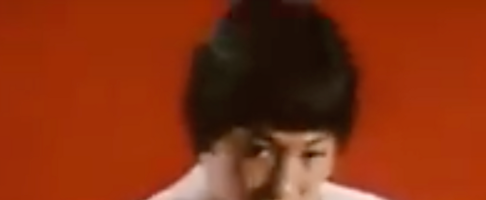Fig.11 Zoom up of Sammo Hung.