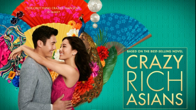 FILE PHOTO: A Poster of CRAZY RICH ASIANS (2018). ©Warner Bros. Entertainment, Inc.
