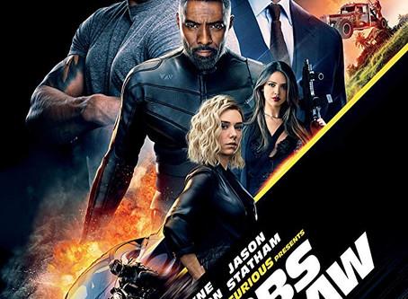 Hong Kong Film Review: Fast & Furious Presents: Hobbs & Shaw (2019)