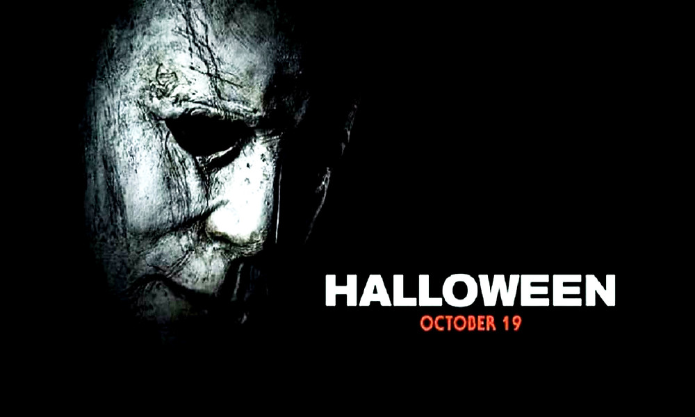 FILE PHOTO: A Poster of HALLOWEEN (2018). ©Miramax Films