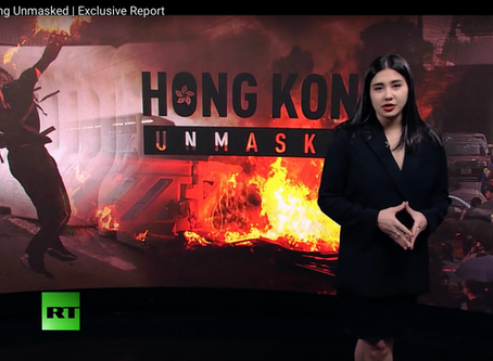 Hong Kong Intelligence Report #19 RT對於反對逃犯條例修訂草案運動前因後果的分析結論 Anatomy of HK Riots 2019