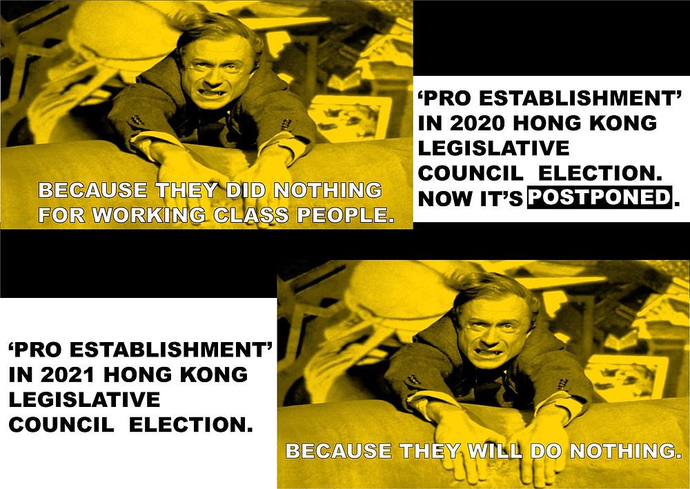 Hong Kong Intelligence Report #34 Modi Operandi in The 2021 Hong Kong Legislative Council Election