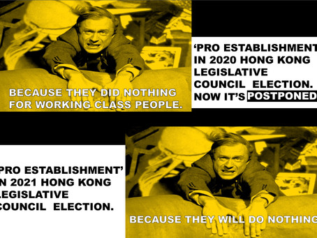 Hong Kong Intelligence Report #34  How to Win The 2021 Hong Kong Legislative Council Election?