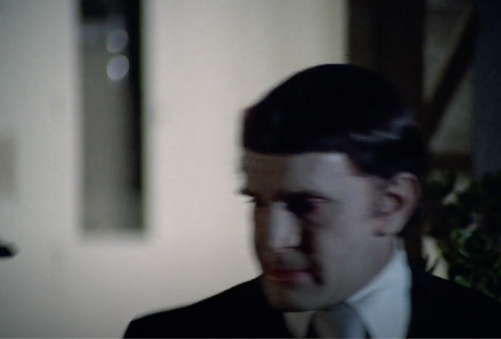 FILE PHOTO: Fig.2  A closer shot done by the actor Barry Atwater himself in The Night Stalker (1972).   ©ABC