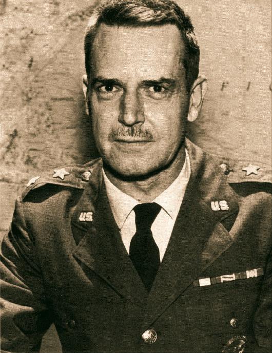 FILE PHOTO: Major General Edward Lansdale, 1963. ©Public Domain