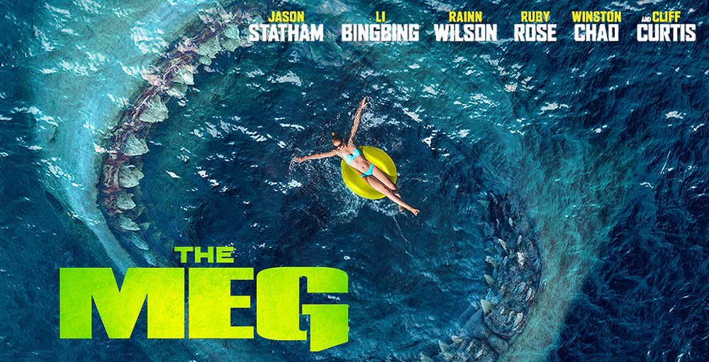 FILE PHOTO: A Poster of THE MEG (2018).  ©Warner Bros. Entertainment, Inc.