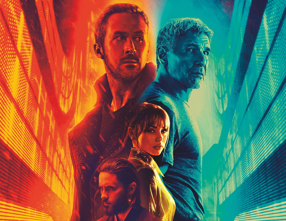 FILE PHOTO: A Poster of BLADE RUNNER 2049 (2017).  ©Warner Bros. Entertainment, Inc.