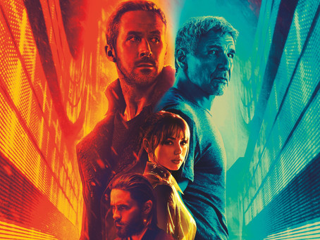 Film Review: Blade Runner 2049 (2017) - Rick Deckard is Back! The Most Artistic Block Buster 2017!