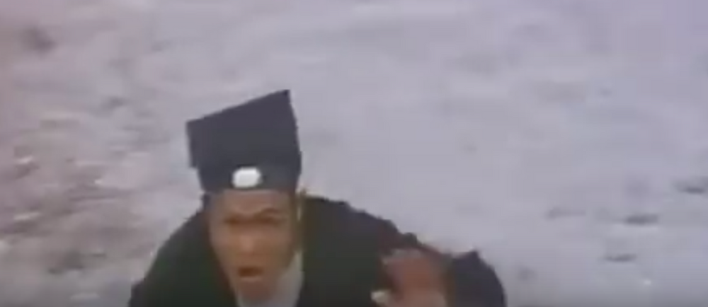 This is the shot that King Hu had spent one day to shoot just only this action in single camera op.