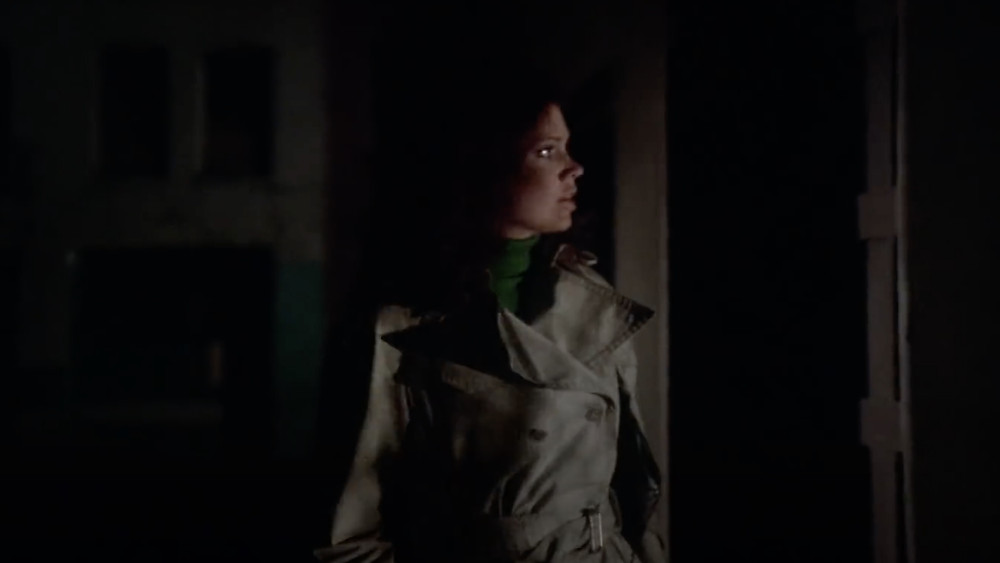 FILE PHOTO: Louise Harper walking in valley in The Night Strangler (1973). ©ABC