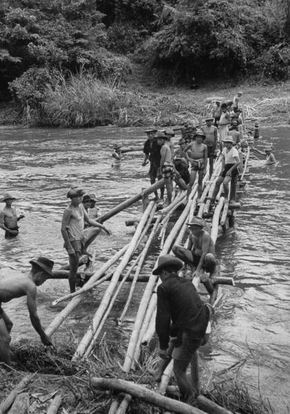 PHOTO FILE: Kuomintang forces in Burma, 1953. Image: Japan Focus