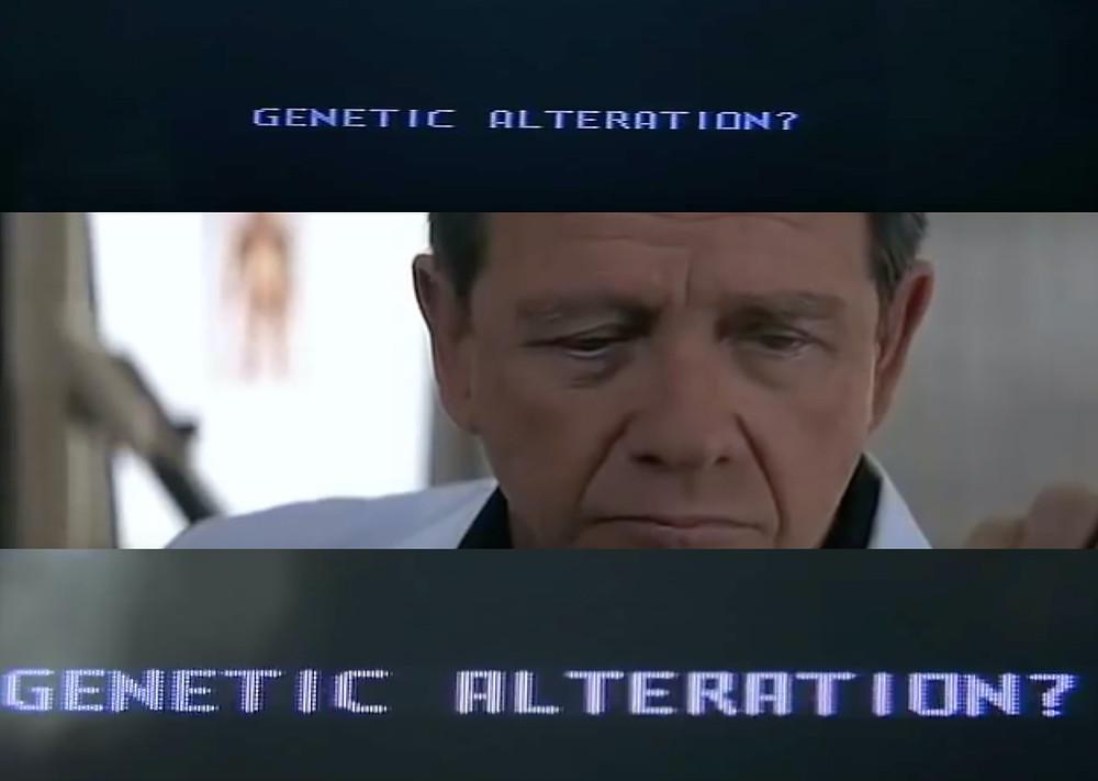 FILE PHOTO: GENETIC ALTERATION? Image: Youtube