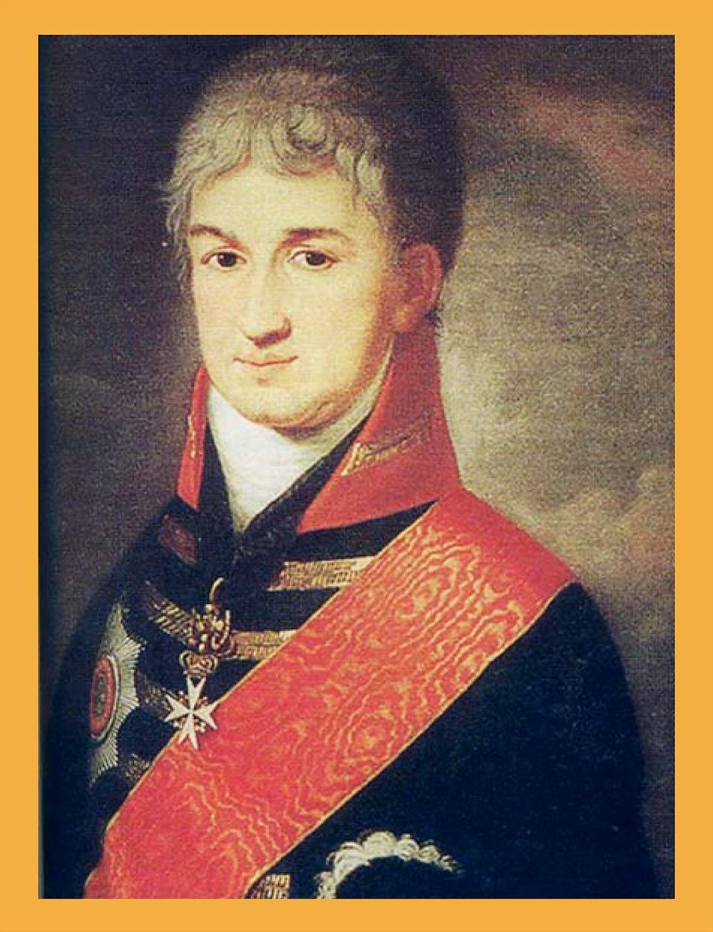 FILE PHOTO: Nikolai Rezanov (1764-1807) ©Wikimedia / Public Domain