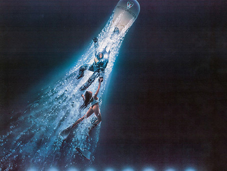 Film Review: Leviathan《烈血海底城》(1989) Underrated Sci-fi Horror Master Piece by George P. Cosmatos