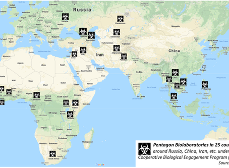 Hong Kong Intelligence Report #28 後蘇聯解體時代的美國生化武器的軍事發展 US Biological Warfare in the Post Soviet Era