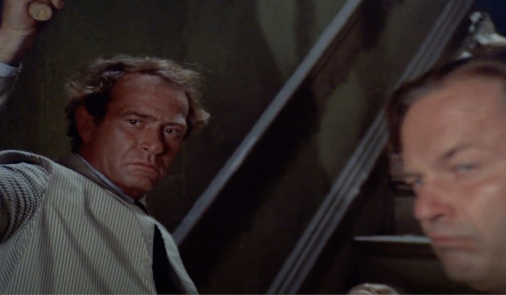 FILE PHOTO: The Solution at ACT3 in The Night Stalker (1972).  ©ABC