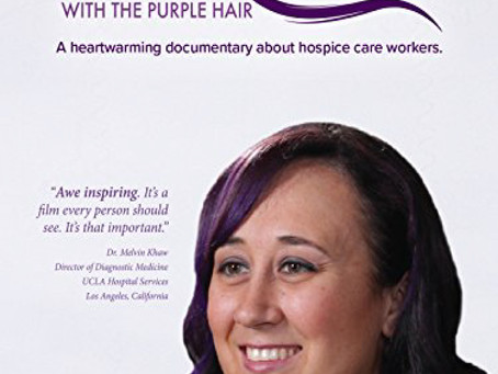 Film Review : The Nurse with the Purple Hair (2017) Focusing on Film Death and  Real Death