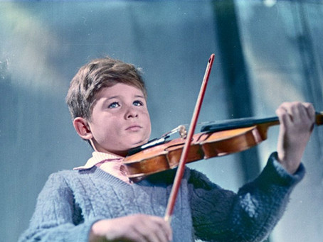 Film Review: The Steamroller and the Violin (1960)