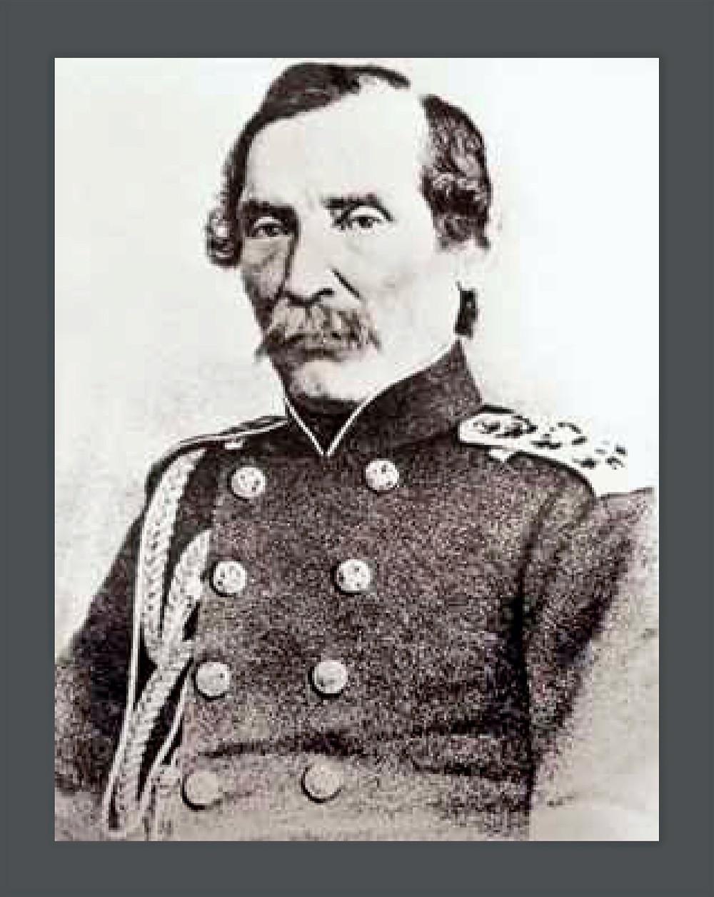 FILE PHOTO: Yevfimiy Putyatin (1803-1883) ©Wikimedia / Public Domain