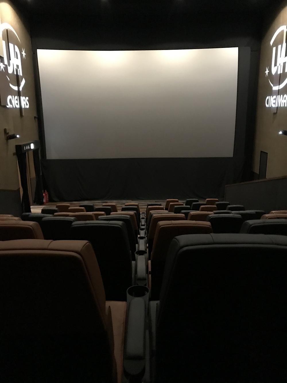 FILE PHOTO: Screening of MULAN (2020) in Hong Kong on September 29, 2020.  ©Ryota Nakanishi