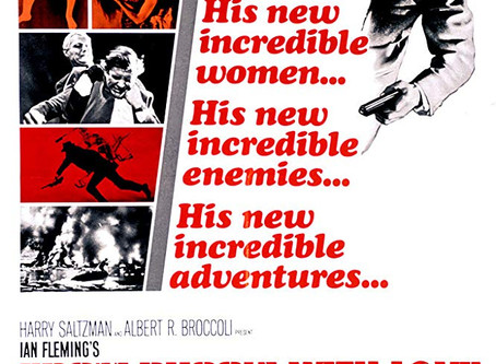 Film Review:  From Russia with Love (1963)