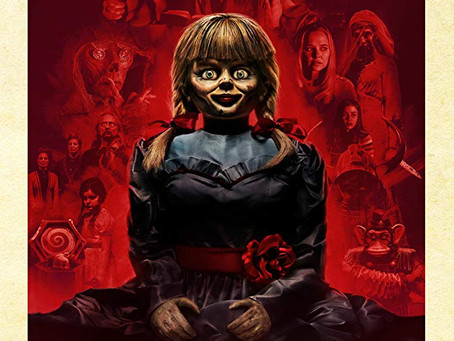 Film Review: Annabelle Comes Home (2019)