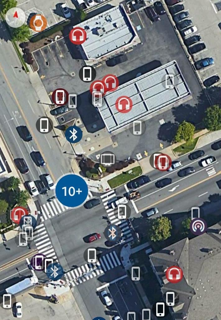 PIN、パスコード、GPSをオフ、複数のIP(ホストネーム)はこのような監視を妨げるためにすべて役に立たない。