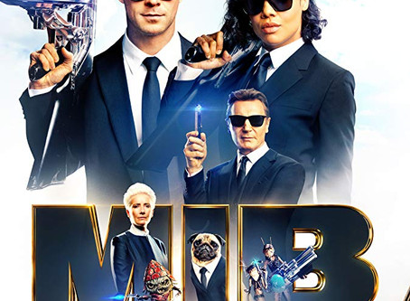 Film Review: Men in Black: International (2019)