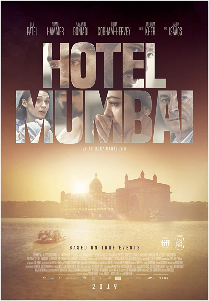 FILE PHOTO: A Poster of HOTEL MUMBAI (2019). ©Universal Studios