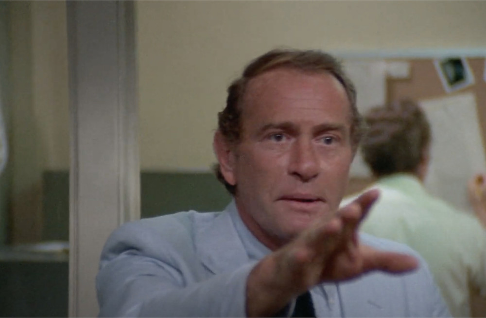 FILE PHOTO: Fig.4 Switching positions within reverse cut in The Night Stalker (1972).   ©ABC