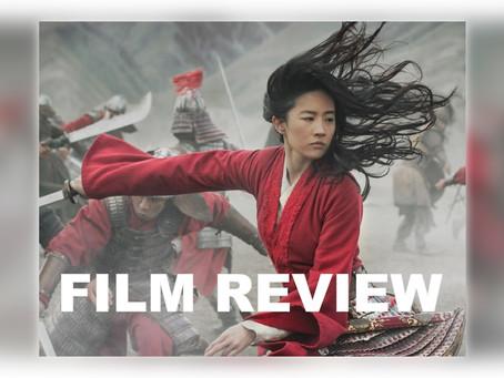 Film Review: MULAN (2020 film) - Victim of Cancel Culture & US-CHINA Cold War  影評 《花木蘭》