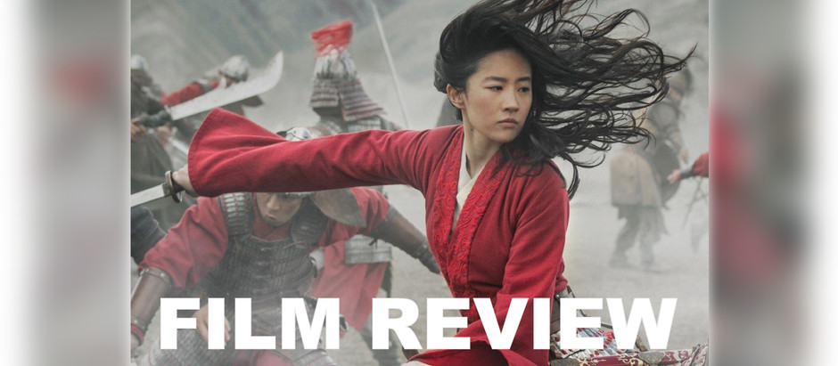 Film Review: MULAN (2020 film) - Victim of Cancel Culture & US-CHINA Cold War  影評 《花木蘭》