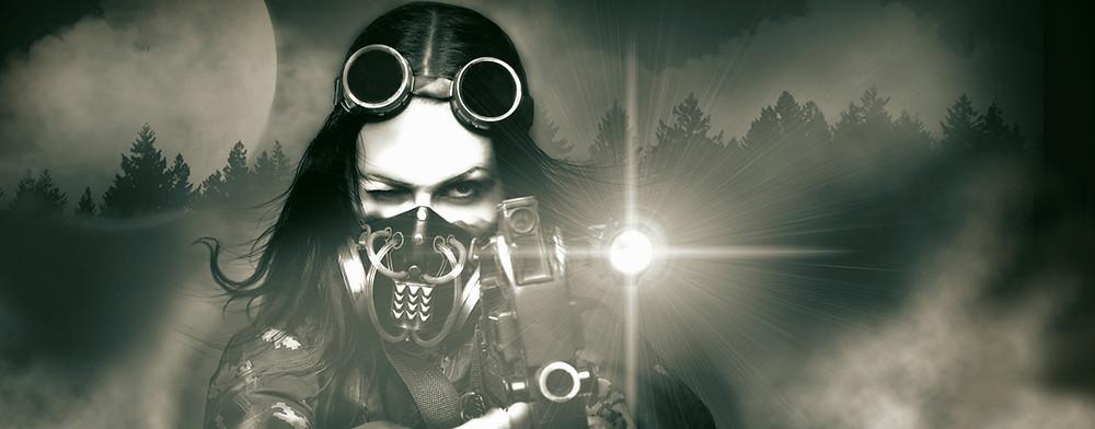 FILE PHOTO: A Dark Warrior.  ©WiX
