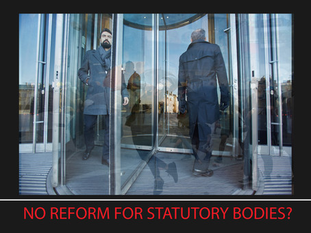 Hong Kong Intelligence Report #45 - 'Reform' nullified? - Corporate Monopoly of Statutory Bodies