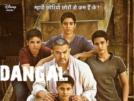 Film Review: 挺印度片《打死不離三父女》Dangal (2017) A Brilliant Bollywood Asian Film