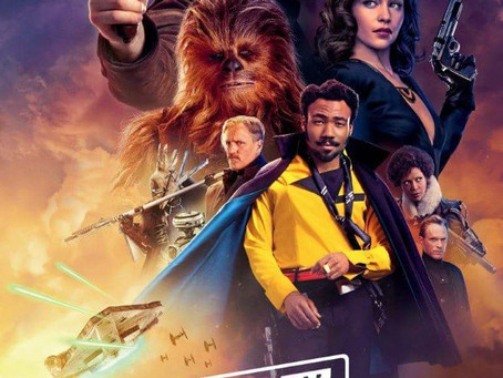 Film Review: Solo: A Star Wars Story (2018) - Shooting Game for Star Wars Fans