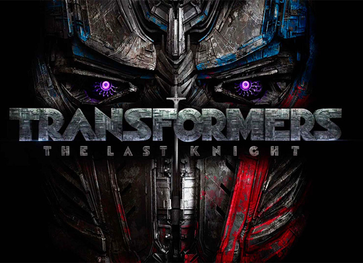 FILE PHOTO: A Poster of TRANSFORMERS: THE LAST KNIGHT (2017). ©Paramount Pictures Corporation