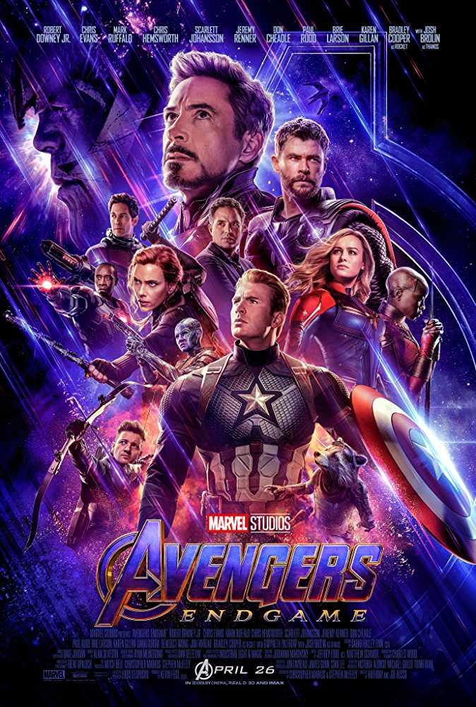 FILE PHOTO: A Poster of AVENGERS: ENDGAME (2019). ©Marvel Studios, LLC